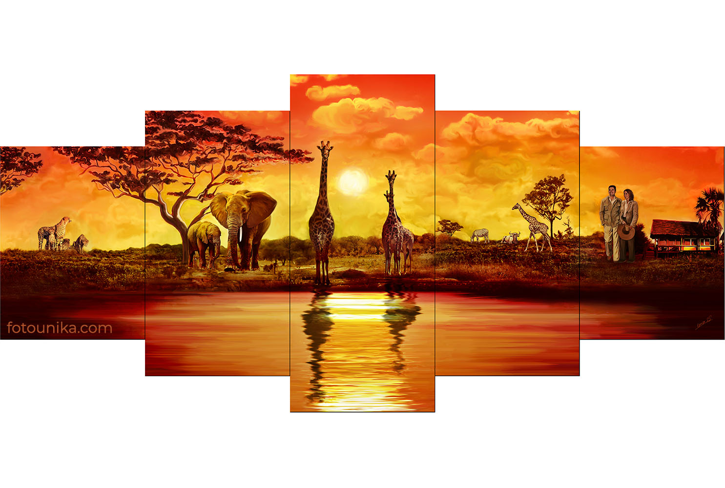 Viaje África