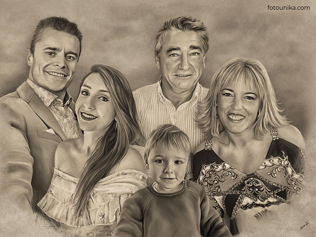 DETALLE BODAS PADRES CARBONCILLO FAMILIA NOVIO F