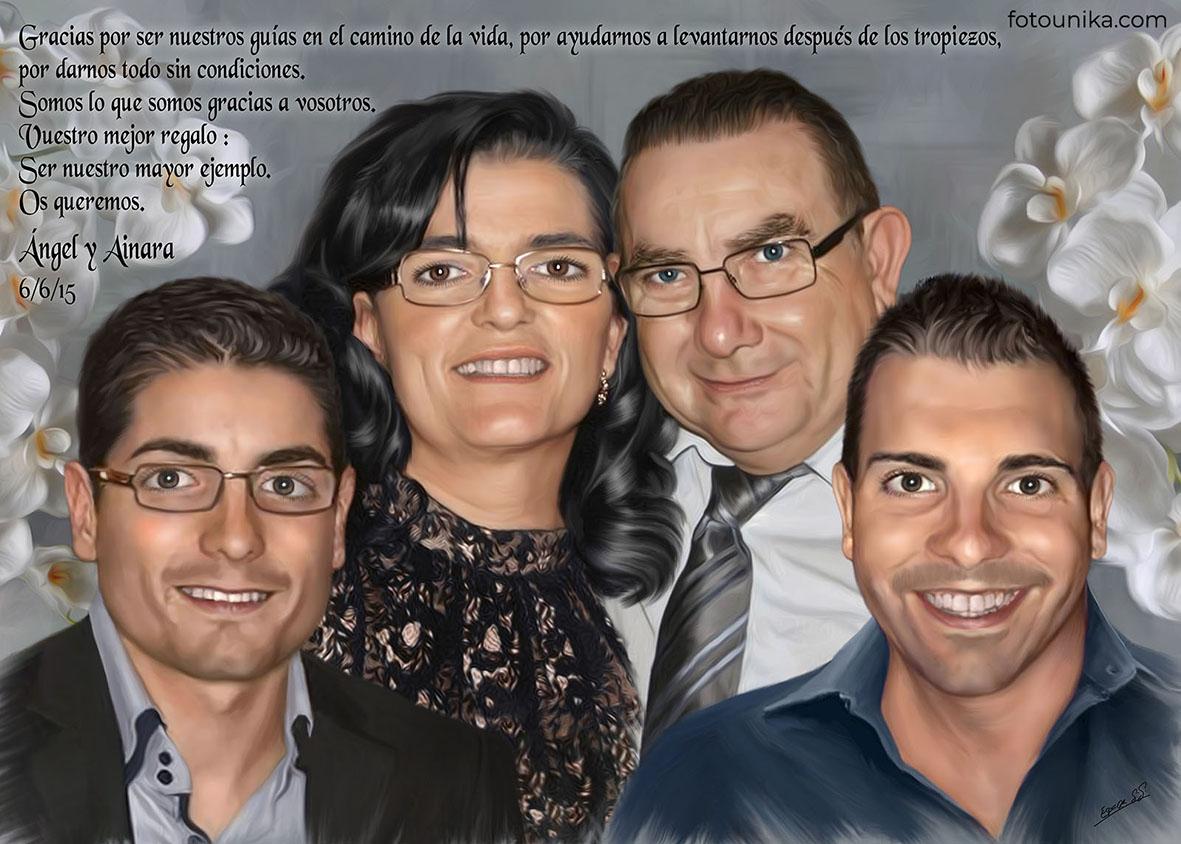 DETALLE BODAS PADRES FAMILIA NOVIO B