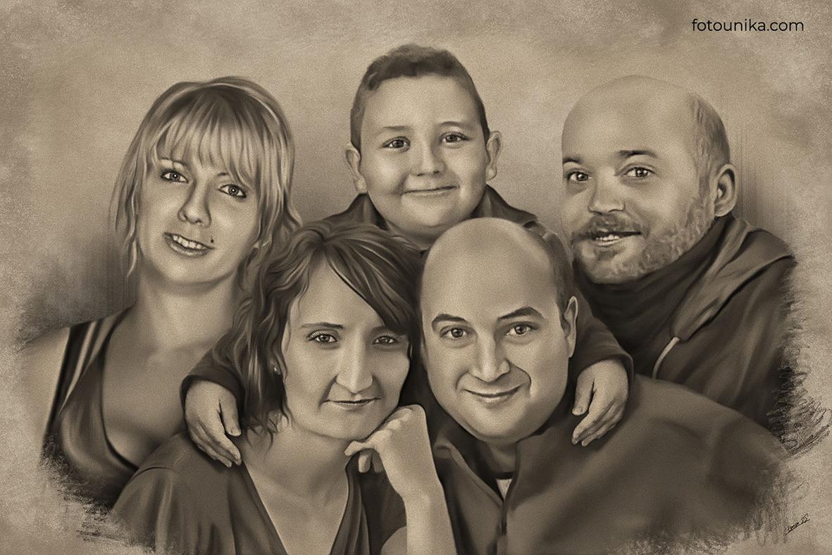 DETALLES BODAS CARBONCILLO FAMILIA B